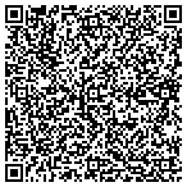 QR-код с контактной информацией организации Интерстрой, ЧП