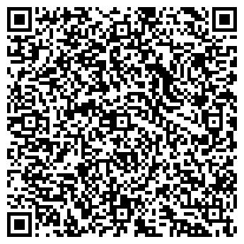 QR-код с контактной информацией организации Тета, УПУП