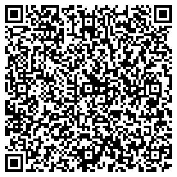 QR-код с контактной информацией организации Керамин, ОАО