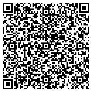 QR-код с контактной информацией организации НОВАЯ ИЗИДА