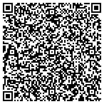 QR-код с контактной информацией организации Камины в Тернополе, ЧП