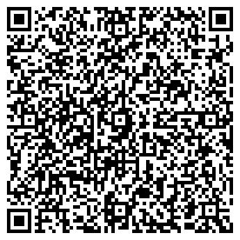 QR-код с контактной информацией организации Каминные топки, ЧП