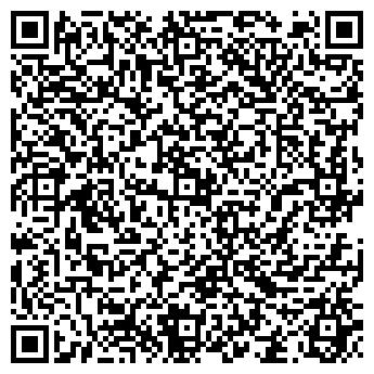QR-код с контактной информацией организации ПКК Укрдон, КП