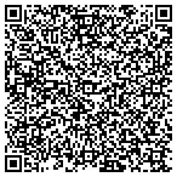 QR-код с контактной информацией организации Корина салон кухни (Koryna), ЧП