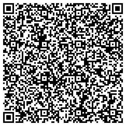 QR-код с контактной информацией организации ДЕПАРТАМЕНТ ЭКОНОМИЧЕСКОГО РАЗВИТИЯ И ТОРГОВЛИ АКИМА СКО