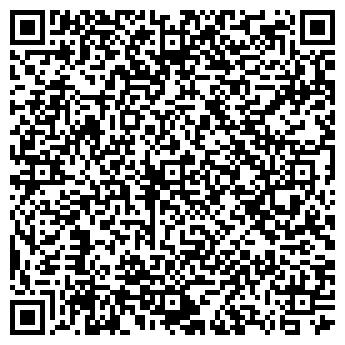 QR-код с контактной информацией организации Мир тепла, ЧП