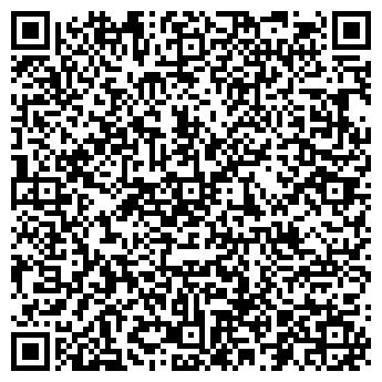 """QR-код с контактной информацией организации ООО """"АМОБУД"""""""