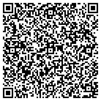 QR-код с контактной информацией организации Стекольный мастер, ИП