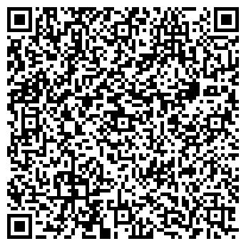 QR-код с контактной информацией организации Метиз-сервис
