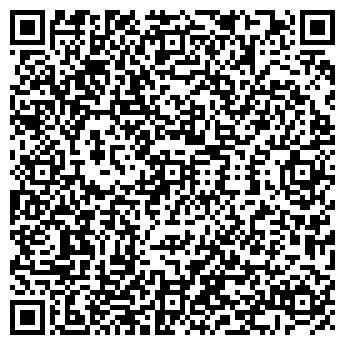 QR-код с контактной информацией организации СПД Милова