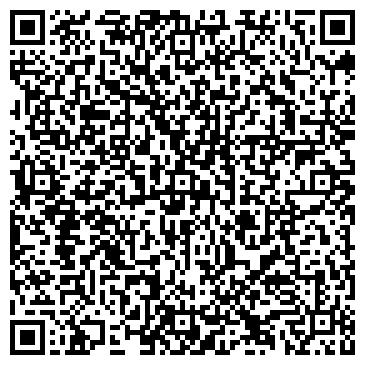QR-код с контактной информацией организации Студия каминов, ЧП