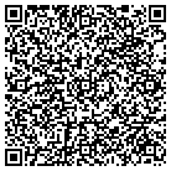 QR-код с контактной информацией организации АКАТОМ, ЧУП