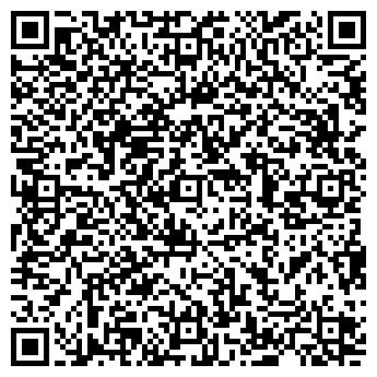 QR-код с контактной информацией организации Симфония жизни, ООО