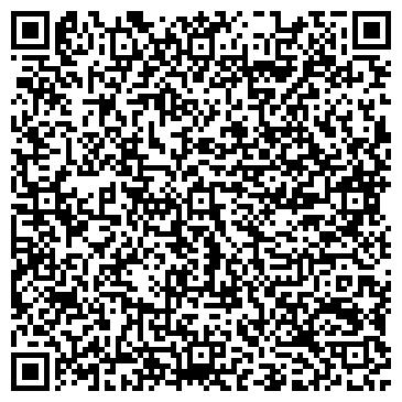QR-код с контактной информацией организации АкваТочка, ООО