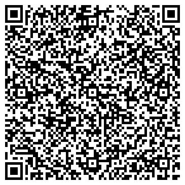 QR-код с контактной информацией организации Атмос МП, ПП