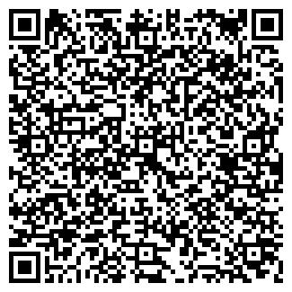 QR-код с контактной информацией организации ООО ИЗБА