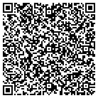 QR-код с контактной информацией организации МегаЛенд, ООО