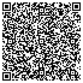 QR-код с контактной информацией организации Интерес, СПД