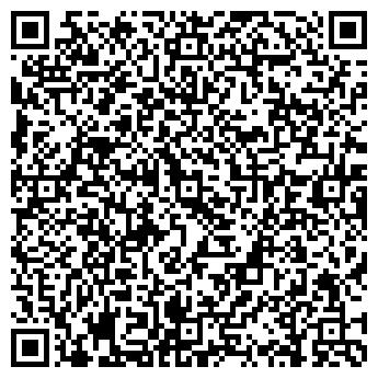 QR-код с контактной информацией организации Металлист, ЗАО