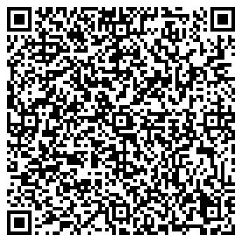 QR-код с контактной информацией организации Теплодар, ООО