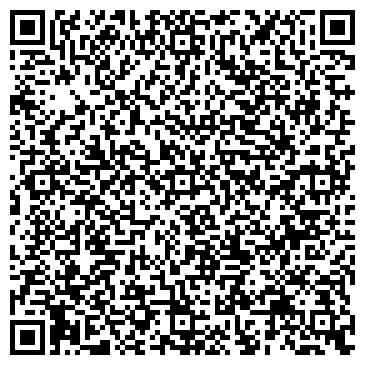 QR-код с контактной информацией организации Салон Кристал, ЧП
