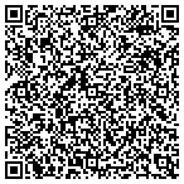 QR-код с контактной информацией организации Домус Керамика, ООО