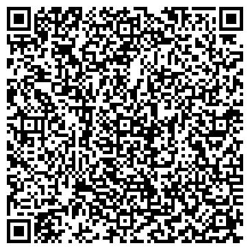 QR-код с контактной информацией организации Гермес-трейдинг-запад, ЧП