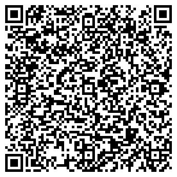 QR-код с контактной информацией организации Luvers (Луверс), ООО
