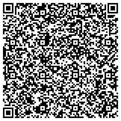 QR-код с контактной информацией организации АкваРАЙ, Торговая Организация
