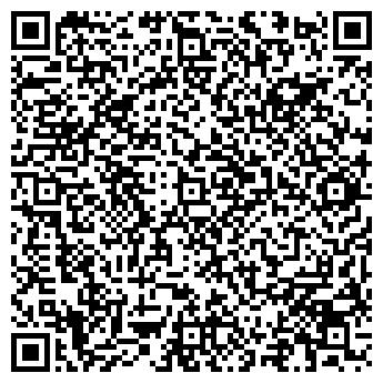 QR-код с контактной информацией организации Гудбай Аква