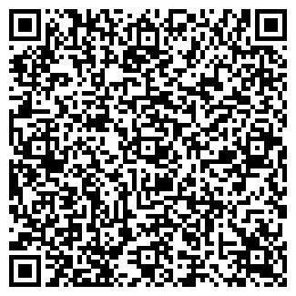 QR-код с контактной информацией организации TV-SHOP