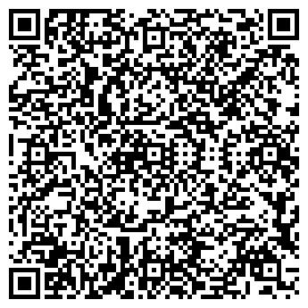 QR-код с контактной информацией организации Кислый, ФЛП