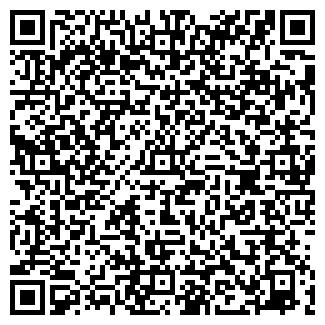 QR-код с контактной информацией организации DreamHouse