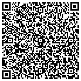 QR-код с контактной информацией организации Магазов, ИП