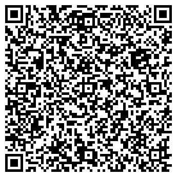 QR-код с контактной информацией организации funny doll