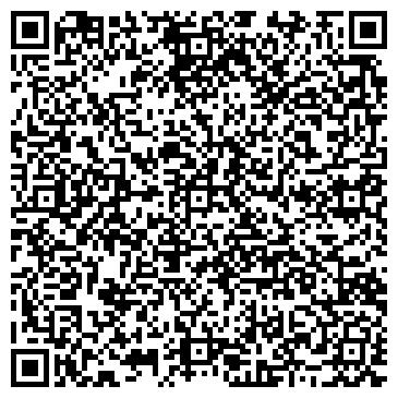 QR-код с контактной информацией организации Фирменный магазин
