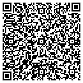 QR-код с контактной информацией организации ИП Радиус