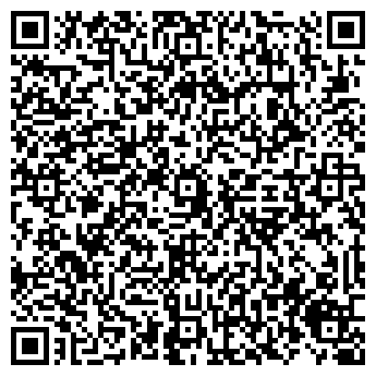 QR-код с контактной информацией организации Детки-конфетки