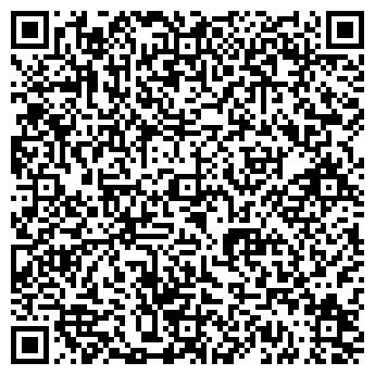 QR-код с контактной информацией организации ООО Акватим