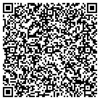 QR-код с контактной информацией организации ООО Акварос