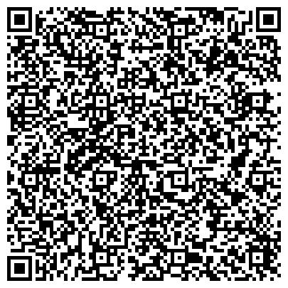 """QR-код с контактной информацией организации интернет-магазин отечественной и импортной бытовой техники """"Теремок"""""""