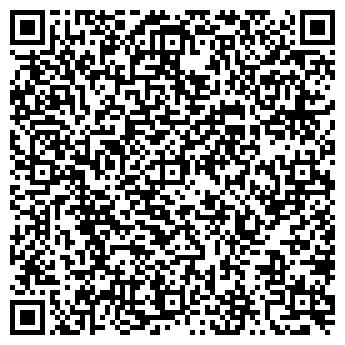 QR-код с контактной информацией организации Будмагазин, СПД