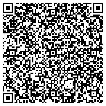 QR-код с контактной информацией организации Центр керамики, ЧП