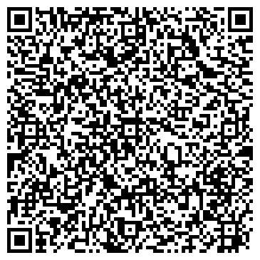 QR-код с контактной информацией организации Электрохладотехника