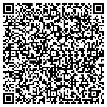 QR-код с контактной информацией организации ПЕШУРСКОЕ ЛЕСНИЧЕСТВО