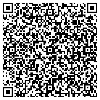 QR-код с контактной информацией организации Торговый Проект, ООО