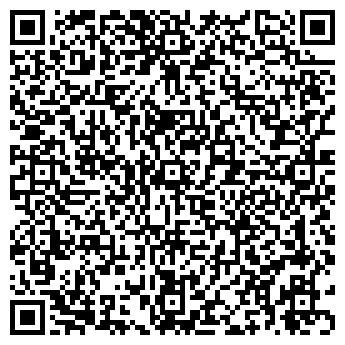 QR-код с контактной информацией организации Аква-блеск, ЧП
