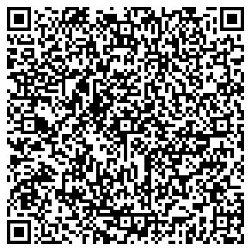 QR-код с контактной информацией организации Три кита, ООО