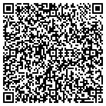 QR-код с контактной информацией организации ГазВодаТепло, ЧП