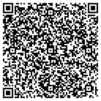 QR-код с контактной информацией организации Пеший туризм, ЧП